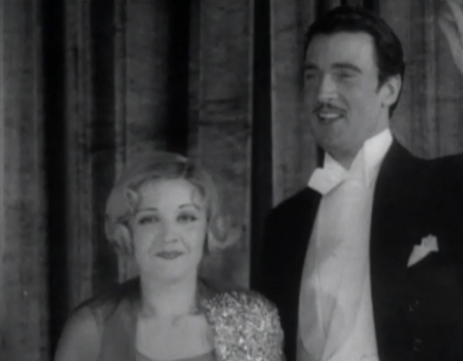 Also, a very young Walter Pigeon introduces Dixie at the end.